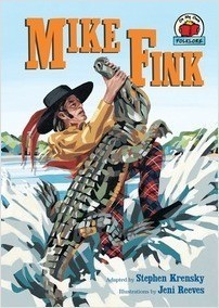 Cover: Mike Fink