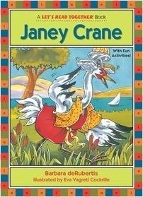 Cover: Janey Crane: Long Vowel a