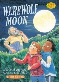 Cover: Werewolf Moon: Phases of the Moon