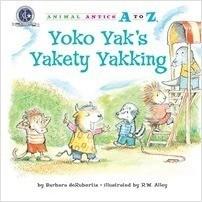 Cover: Yoko Yak's Yakety Yakking