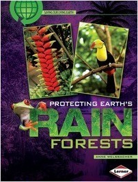 Cover: Protecting Earth's Rain Forests