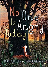 Cover: No One Is Angry Today