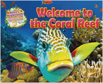 Cover: Welcome to the Coral Reef