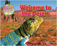 Cover: Welcome to the Desert