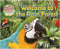 Cover: Welcome to the Rain Forest