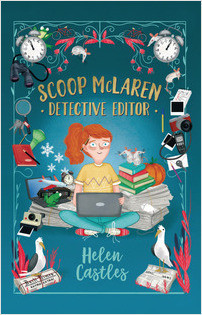 Cover: Detective Editor