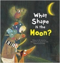 Cover: What Shape Is the Moon?: Moon