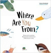 Cover: Where Are You From?: Oviparous/Viviparous Animals
