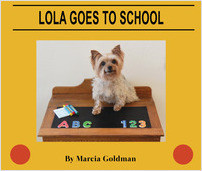 Cover: Lola Goes to School