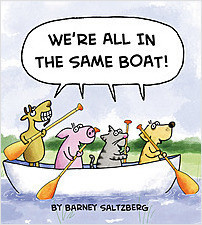 Cover: We're All in the Same Boat