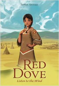 Cover: Red Dove, Listen to the Wind