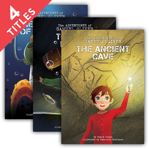 Cover: Adventures of Samuel Oliver