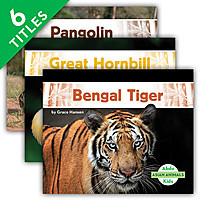 Cover: Asian Animals