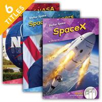 Cover: Stellar Space