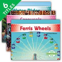 Cover: Amusement Park Rides
