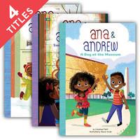 Cover: Ana & Andrew Set 1