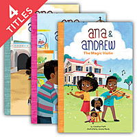 Cover: Ana & Andrew Set 2