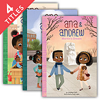 Cover: Ana & Andrew Set 3