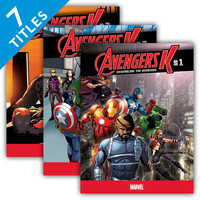 Cover: Avengers K Set 3