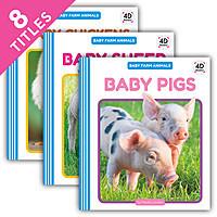 Cover: Baby Farm Animals