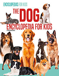 Cover: Dog Encyclopedia for Kids