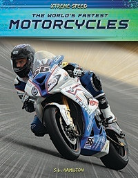 Cover: World's Fastest Motorcycles