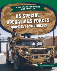 Cover: US Special Operations Forces Equipment and Vehicles