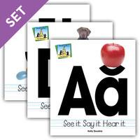 Cover: Alphabet Set 1