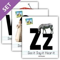 Cover: Alphabet Set 2
