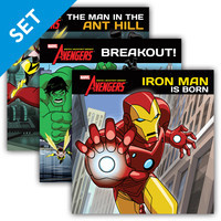 Cover: Avengers: Earth's Mightiest Heroes!