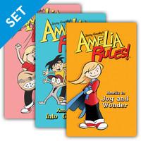 Cover: Amelia Rules! Set 2