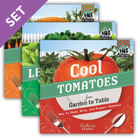 Cover: Cool Garden to Table