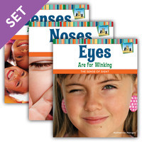 Cover: All About Your Senses