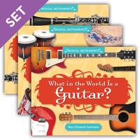 Cover: Musical Instruments