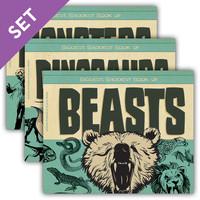 Cover: Biggest, Baddest Books Set 1