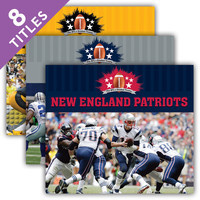 Cover: NFL's Greatest Teams Set 1