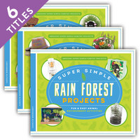 Cover: Awesome Super Simple Habitat Projects