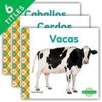 Cover: Animales de granja (Farm Animals)