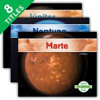 Cover: Planetas (Planets)